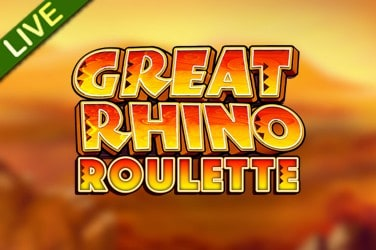 Great Rhino Roulette