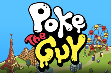 Poke The Guy Game