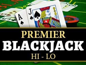 Premier Blackjack Hi-Lo