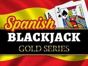 Spanish 21 Blackjack Gold Series