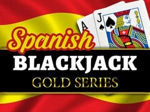 Spanish 21 Blackjack Gold Series