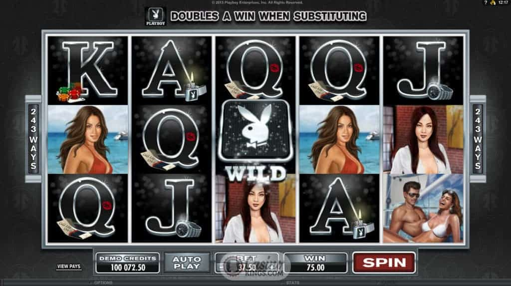 Playboy Slot Game Review