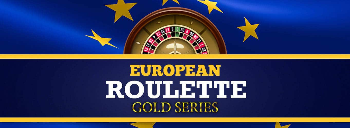 European Roulette Gold Series-game
