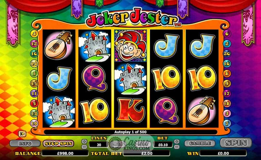 Joker Strong Slots - Try it Online for Free or Real Money