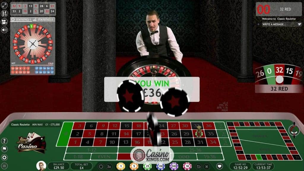 Roulette casino bonus kings, ihr online casino...