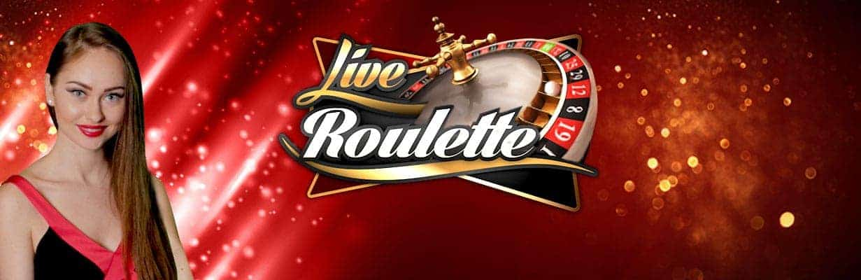 Live Roulette-game