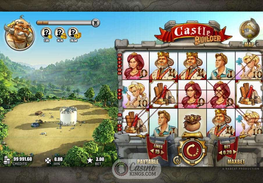 Castle Builder OnlineVideo Slot Game - Rizk Casino