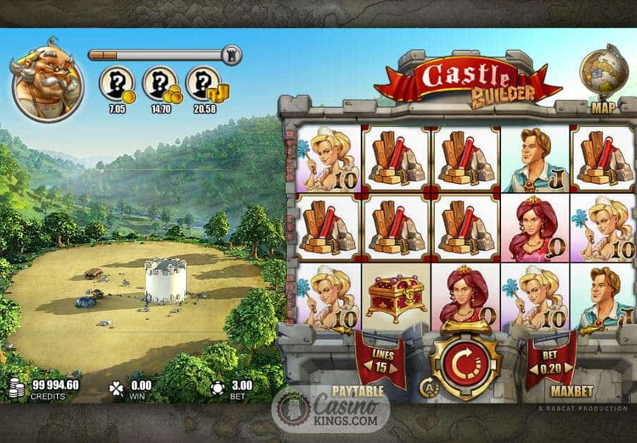 Castle Pillager Slots - Win Big Playing Online Casino Games