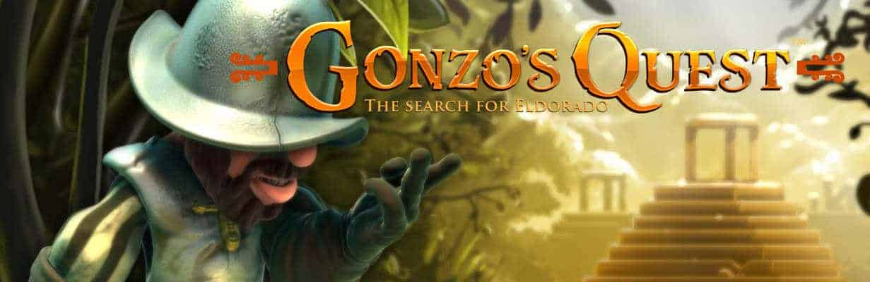 Gonzos Quest Slot-game