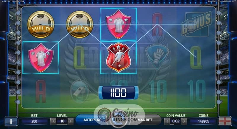 casino online slot machines champions cup football