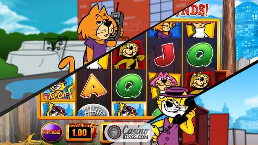 Top Cat Slots