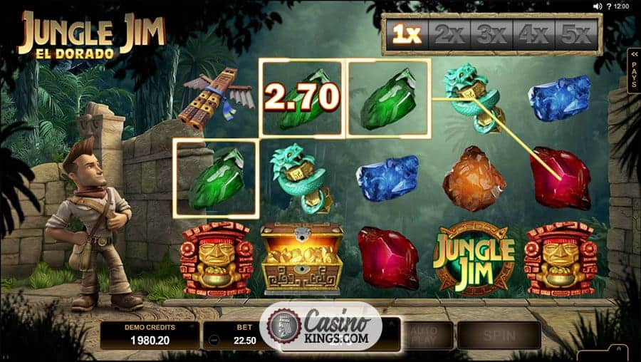 Slots Jungle Casino Instant Play