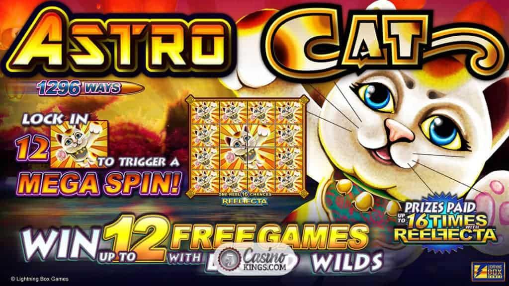 Spiele Astro Cat - Video Slots Online