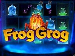 Frog Grog Slot