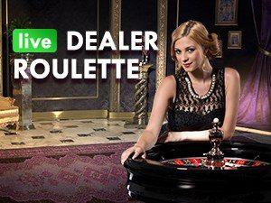 Live Dealer Roulette (Netent)