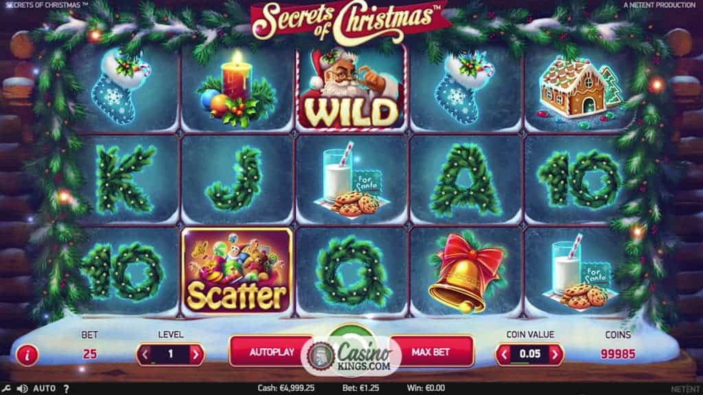 Secrets of Christmas - Rizk Casino