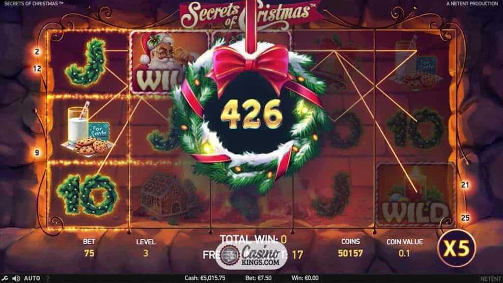 Geheimnisse der Weihnachts-Slot | Bis zu 200£ Willkommensbonus ...