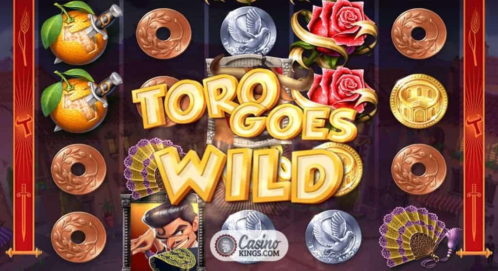 The Slots Go Wild