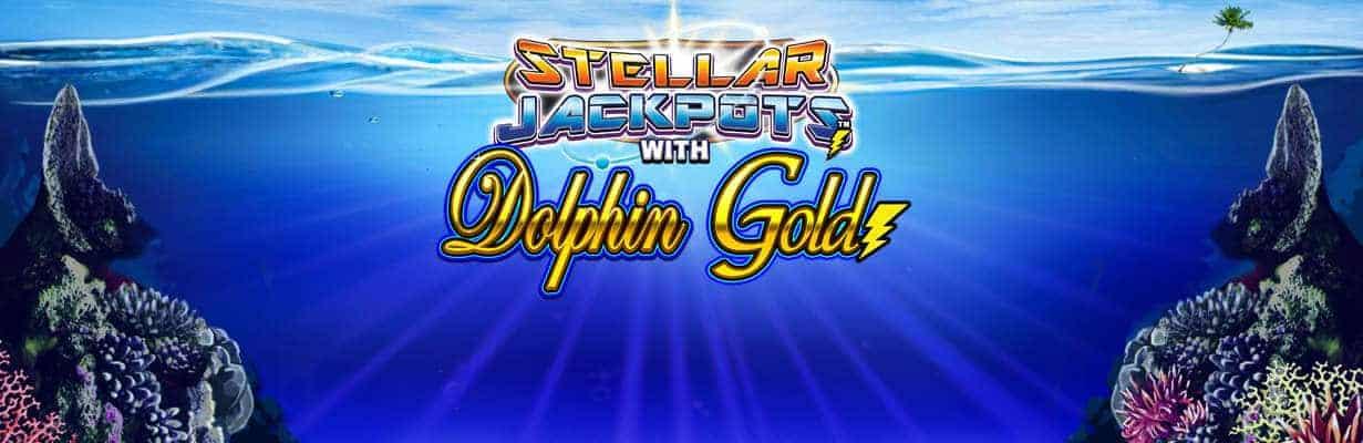 Dolphin Gold Stellar Jackpots-game