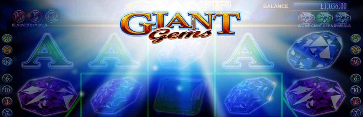 Giant Gems Slot-game