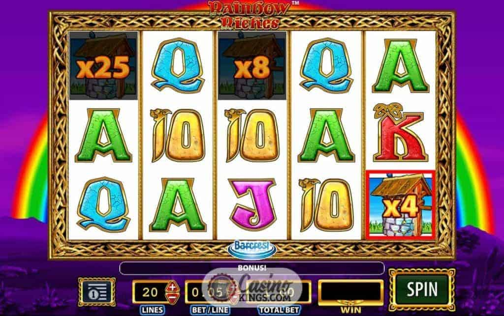 casino mobile online rainbow king