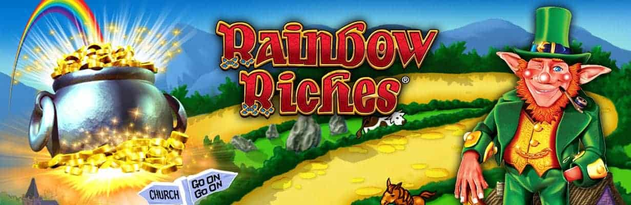 Rainbow Riches Slot-game