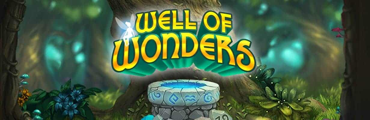 Well of Wonders slot is a well of wonders at Casumo