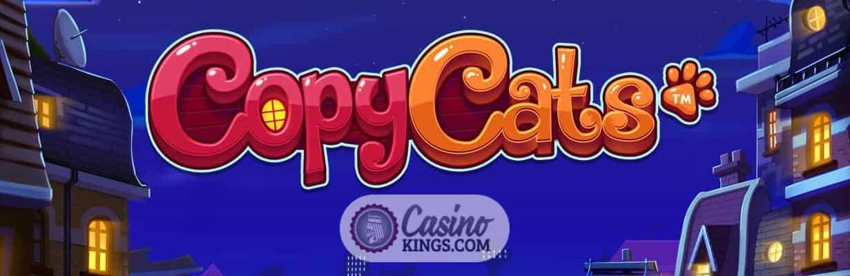 Copy Cats Slot-game