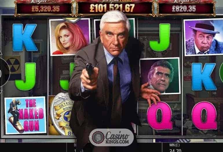 Blueprint Gaming Announced Their Latest Release New Naked Gun Slot
