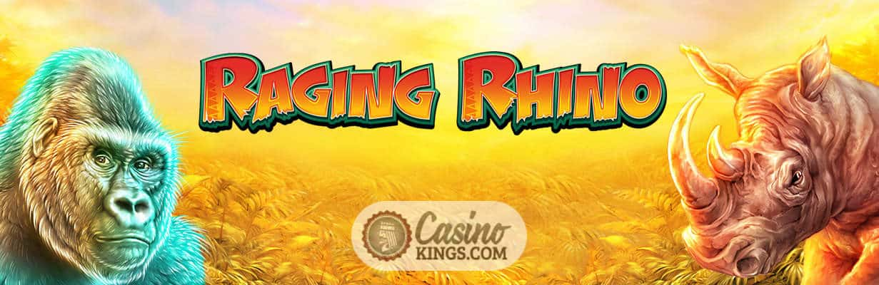 Raging Rhino Slot-game