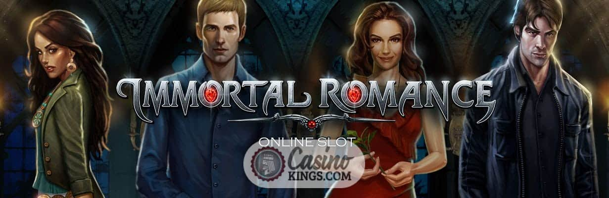 Immortal Romance Slot-game