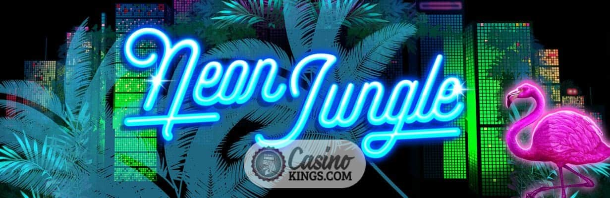 Neon Jungle Slot-game