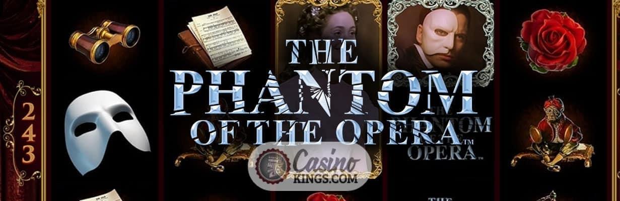 Phantom Of The Opera Slot-game