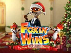 Foxin Wins: A Very Foxin Christmas Slot