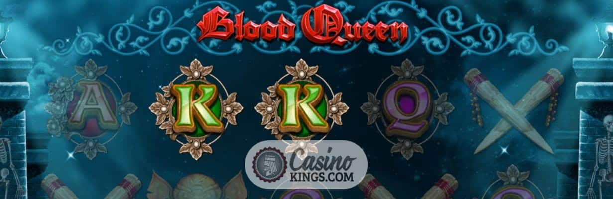 Blood Queen Slot-game