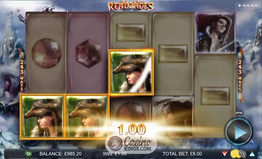 renegades casino