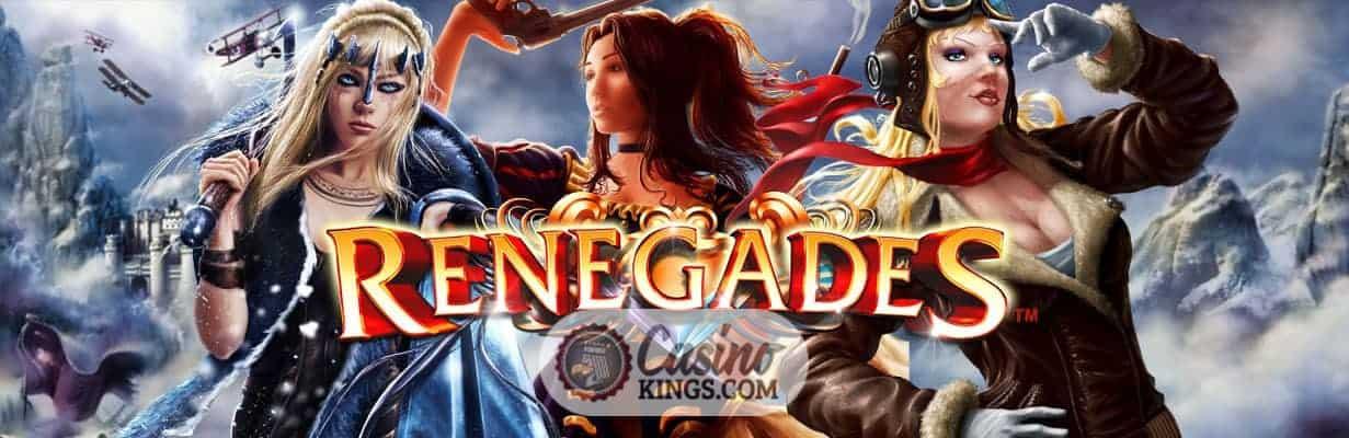 Renegades Slot-game