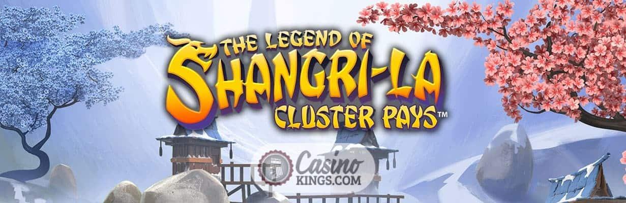 The Legend of Shangri-La: Cluster Pays Slot-game