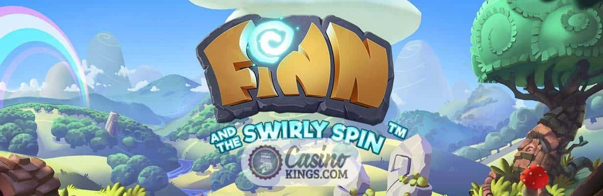Finn And The Swirly Spin Slot-game