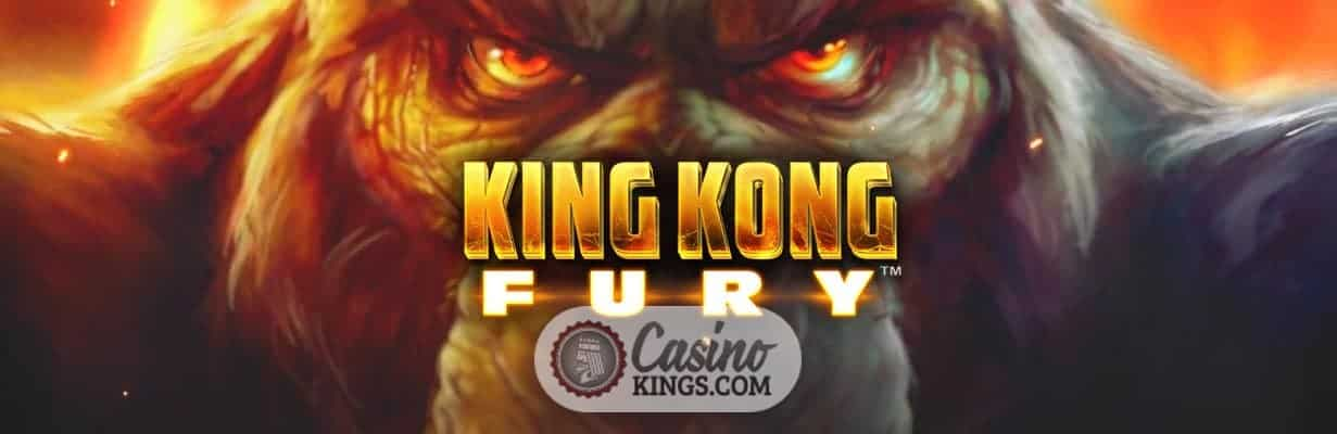 King Kong Fury Slot-game