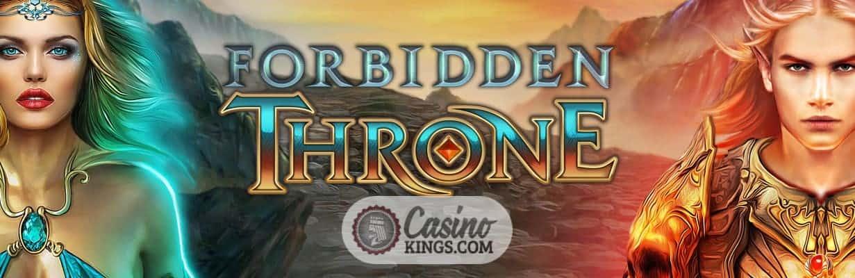 Forbidden Throne Slot-game