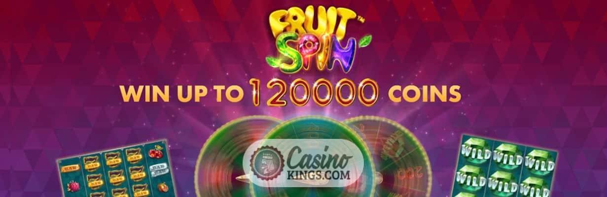 Fruit Spin Slot-game