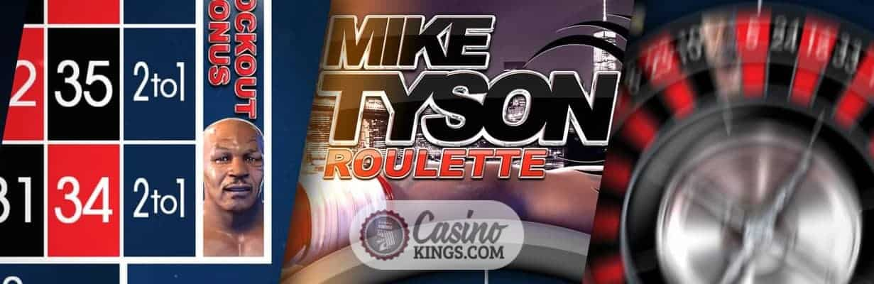 Mike Tyson Roulette-game