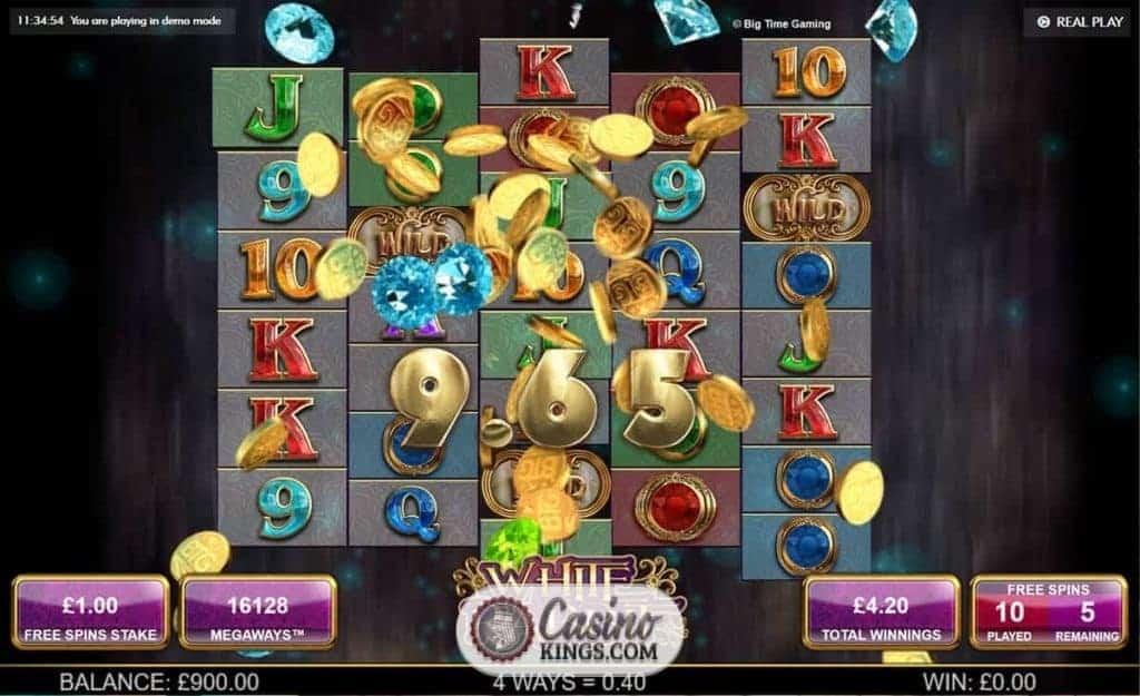 online casino white rabbit