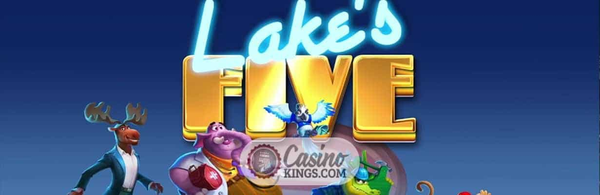 Lake's Five Slot-game
