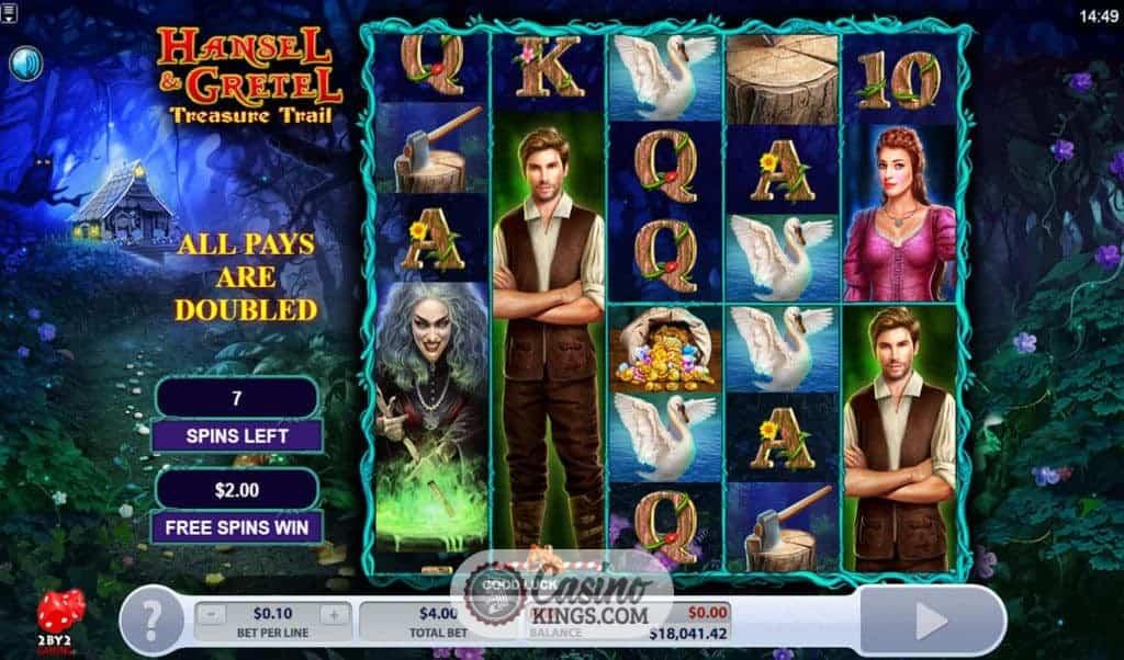 Spiele Hansel & Gretel Treasure Trail - Video Slots Online