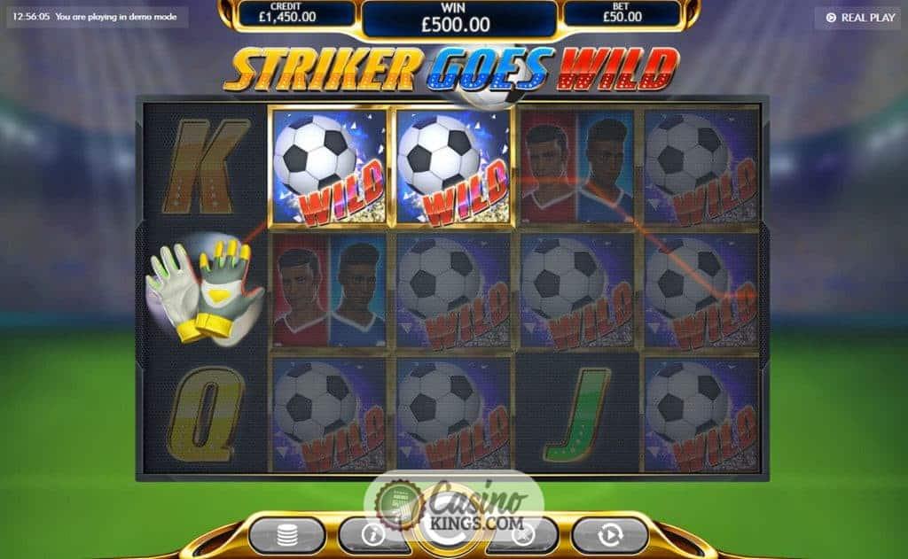 Spiele Striker Goes Wild - Video Slots Online