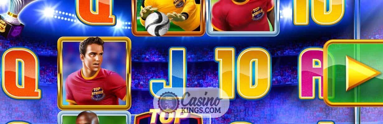 Top Strike Championship Slot-game