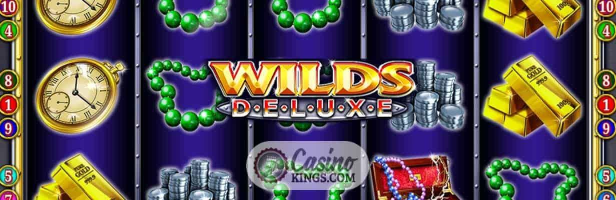 Wilds Deluxe Slot-game