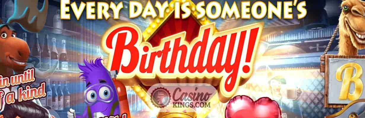 Birthday Slot-game